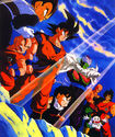 Dragon Ball Z - Frieza Saga Z-Fighters