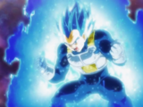 Super Saiyan God SS Evolved