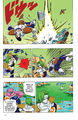 Zarbon kicks cranberry manga