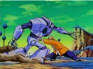 El Maestro Roshi ataca