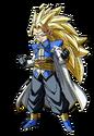 Erito (Super Saiyan 3) (Artwork)