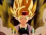 Goku jr. super saiyan