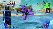 Combate 2 Goku vs Ginyu (kinect)