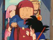 Goku pat pat