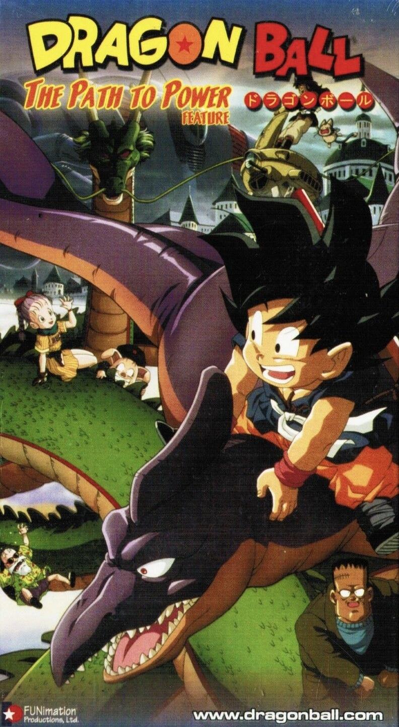 Dragon Ball: The Path to Power