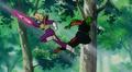 Piccolo vs Sauther