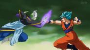 Zamas vs Goku