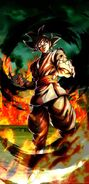 Goku Black arte DB Legends