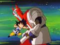 10. Goku Attack Super Sigma Full Power