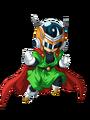 Card Trunks Great Saiyaman outfit 1