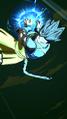 DB Legends Shallot (DBL00-01) Great Saiyaman 1 (DBL-EVT-05S) Justice Beam (Special Move Arts - Super Great Saiyaman Beam charged)
