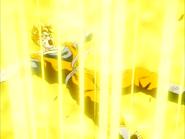Gohan del Futuro siendo asesinado