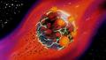 Namek's Explosion - Goku's End - Namek