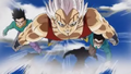 Baby vegeta and his man