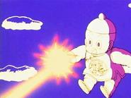 Dodompa al Máximo de Chaoz en Dragon Ball