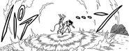 Dragon ball super manga cap 2 - beerus sconfigge definitivamente goku