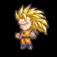 Jumputi Ssj3 Goku