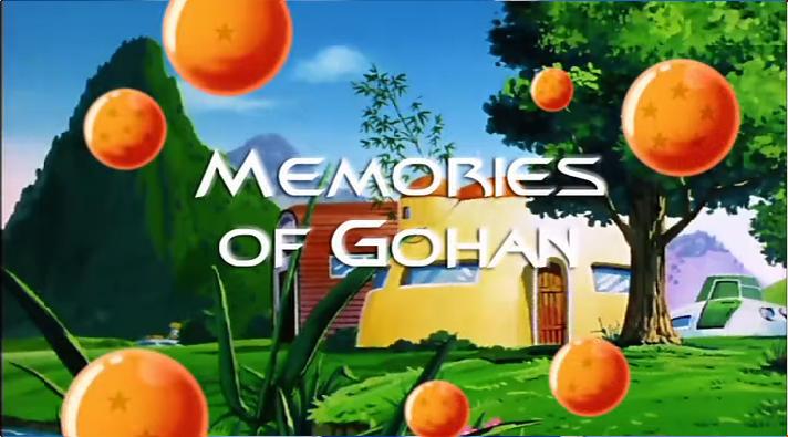 Memories of Gohan