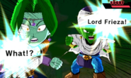 DB Fusions Namekian Demon King Moolin Ah, Lord Frieza! (Special Move - Pic 1)