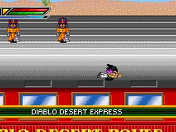 Diablo Desert Express