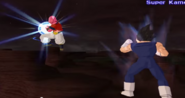 Super Boo Gohan vs Vegeta-BT3