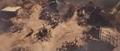 DBE - Village destroyed