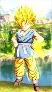 Goku GT SS DB Legends