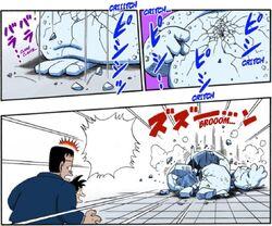 Morte sproing manga.jpg