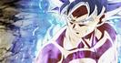 Ultra Instint Mastered Goku