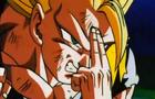 Vegeta's Respect - Goku Instant Transmission