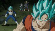 Zamasu overwhelms Goku and Vegeta - 1080P HD 55033
