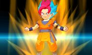 KF SSG Goku (SSB Goku)