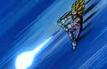 Minute of Desperation - Vegeta attacks Kid Buu