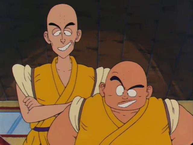 Élèves du Temple Orin-Ji