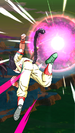 DB Legends Shallot (DBL00-01) Planet Burst (Special Move Arts - pitch)