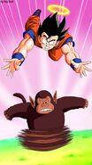 Goku y bubbles 480x854