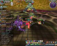 Cell-X Boss Battle 2 (Dragon Ball Online)