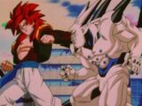 Dragon Ball GT conflicts