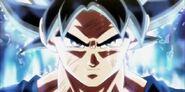 Goku despierta la Doctrina egoísta por segunda vez