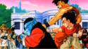 King Kai, Krillin & Yamcha - Pikkon, Olibu and other Grand Kai Tournament fighters sense SSJ 3 Goku vs Kid Buu