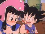 8 Goku and Chichi