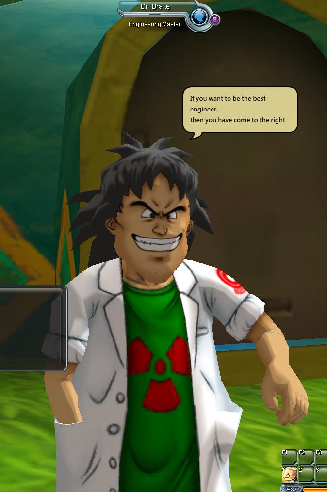 Dr. Brake