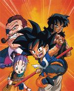 Goku 10 aniversario D10 2