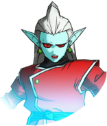 Joven Mechikabura(SDBHWM Dialogo Arcade 3)