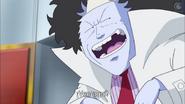 Mashirito con su risa malevola