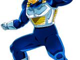 Super Saiyan Blue Évolué