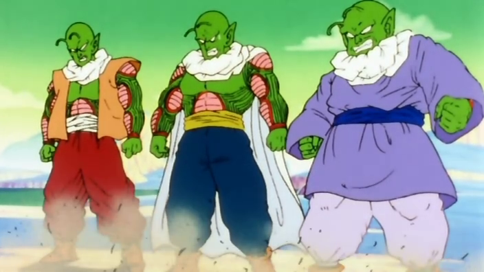 Les 3 Guerriers Namek