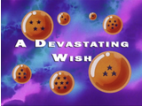 A Devastating Wish