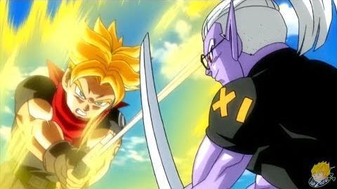 Super Dragon Ball Heroes Universe Mission 1 CM (Fu)【FULL HD】