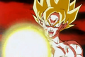 Frieza Defeated!! - Goku gives Frieza
